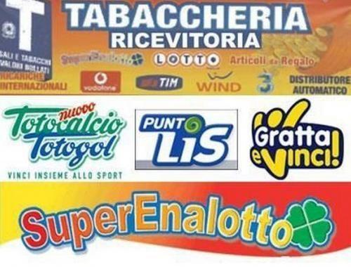 attivita' / licenza commerciale tabacchi - ricevitoria giochi
