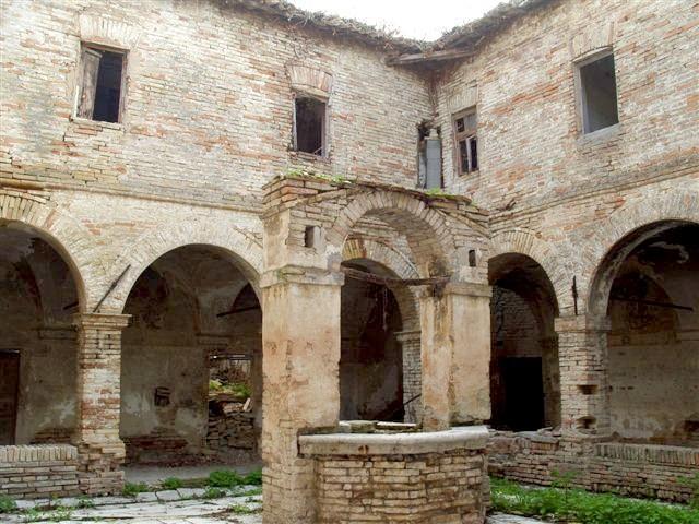 Vendita Belvedere ostrense Ex Convento del 1600 - Mq. 1400 Bagni.0 Locali.0 - euro 390000