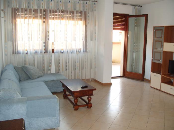 apartment three-room flat
