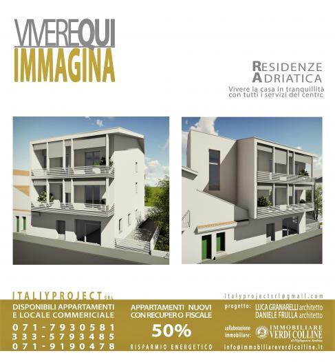 Vendita Montemarciano  - Mq. 120 Bagni.1 Locali.0 - euro 1