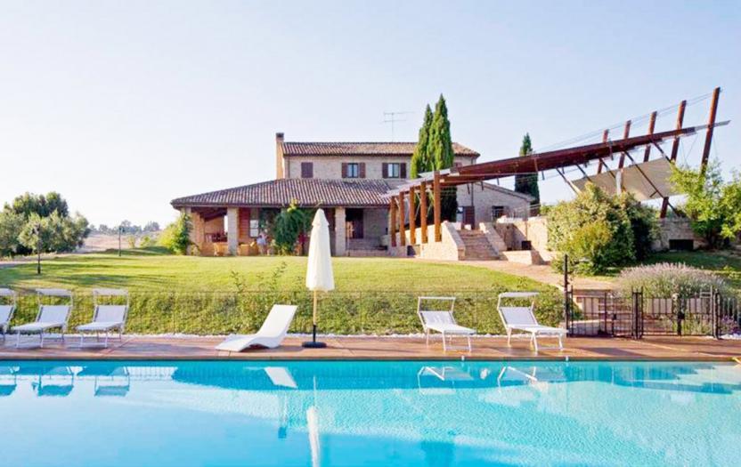 Villa-Villetta Vendita San Costanzo