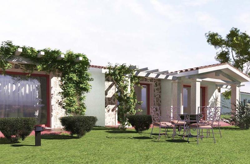 Sale Badesi Ville Badesi Mare - Mq. 80 Bagni.2 Locali.5 - euro €249 000,00